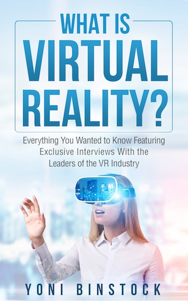 Virtual reality book, VR book, what is virtual reality